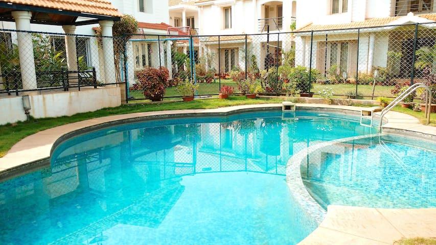 MIMs Gulmohar - Bengaluru - Villa