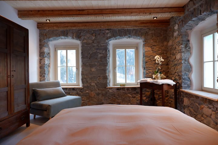 NEW apartment Marmolada in centre of the Dolomites