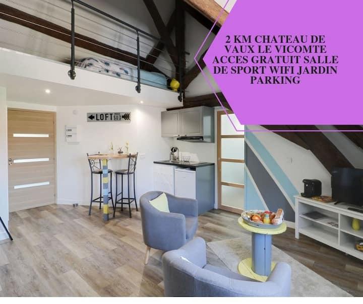Suite Mathilde - Domaine des Trois Châteaux