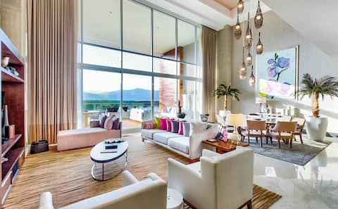 The Grand Luxxe Residence Three Bedroom Loft