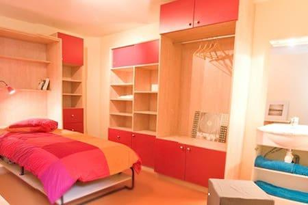 Chambre meublée en résidence - 16m² - Nantes