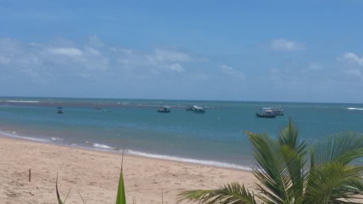 Guarajuba, Flat na praia - Camaçari - Bahia