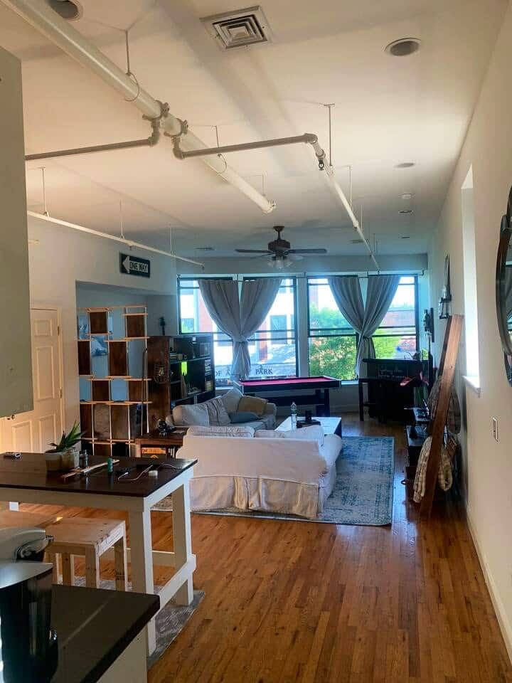 Luxury Downtown Cookman Studio