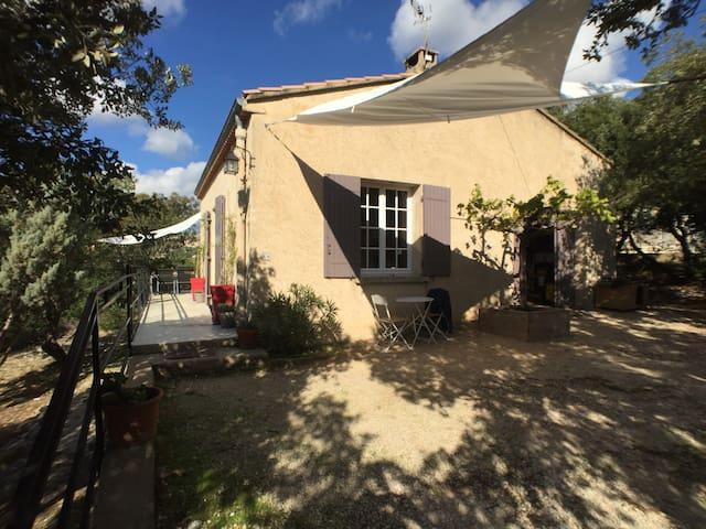 VILLA DE VACANCES CALME ET NATURE - Saint-Saturnin-lès-Apt - บ้าน