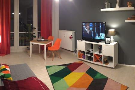 helles u. gemütliches Zimmer im Herzen von Dresden - Dresden