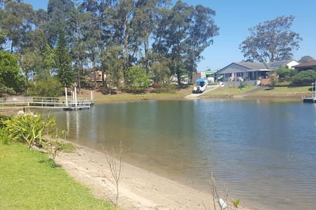 Canal Living on the Waterfront - Port Macquarie