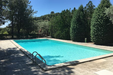 Fabulous Provence villa with view & large pool