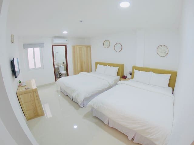 Phan Anh Backpackers hostel - Family Room