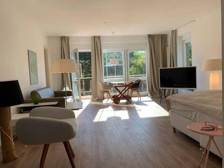 cosy modernes Apartment nahe Sankt Peter Ording