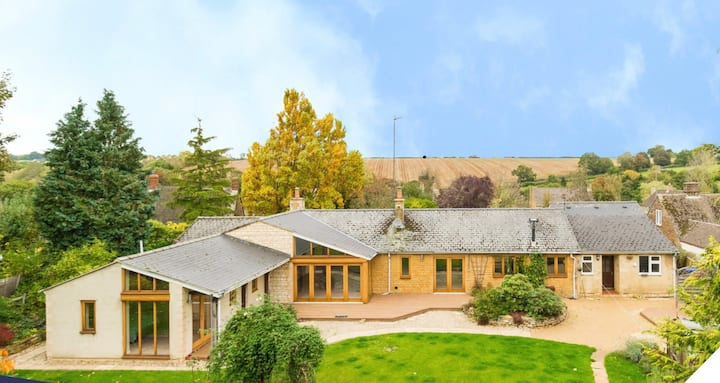 The Ranch in the Cotswolds, mins to Soho Farmhouse