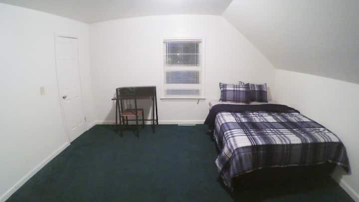 Quiet Room Downtown/ Purdue