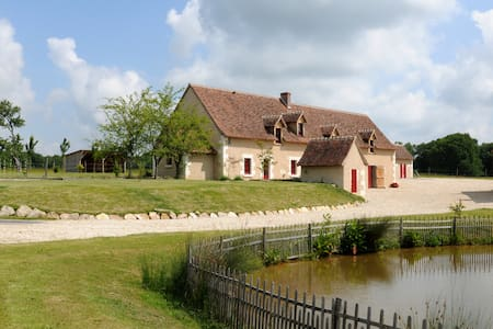 Old Farmhouse in quiet nature - Preaux