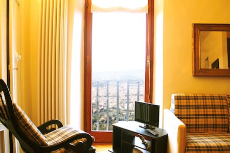 Fiesole amazing view studio-apartment