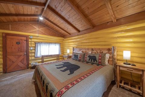 Ashton Historic Log Cabins