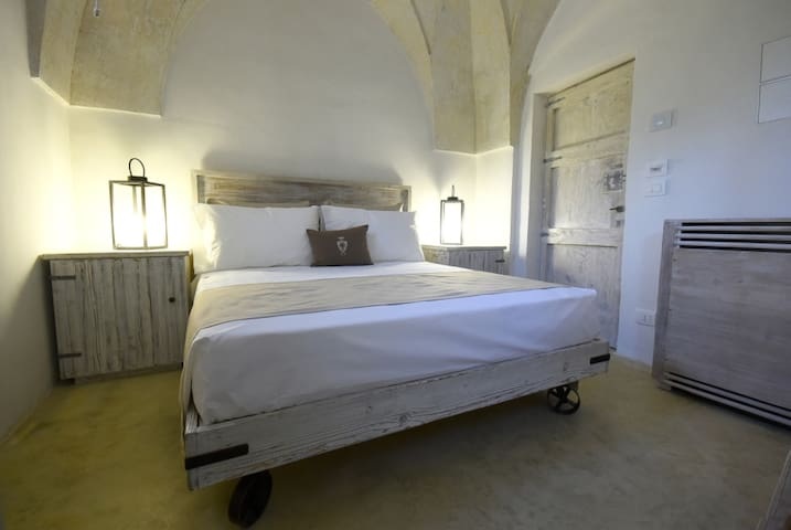 Camera comfort @Palazzo Castriota (Alezio)