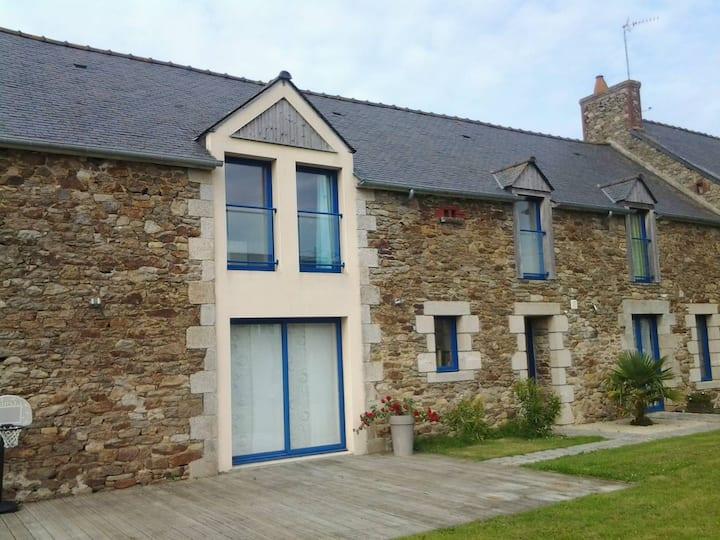 Maison proche Dinard/Saint Malo