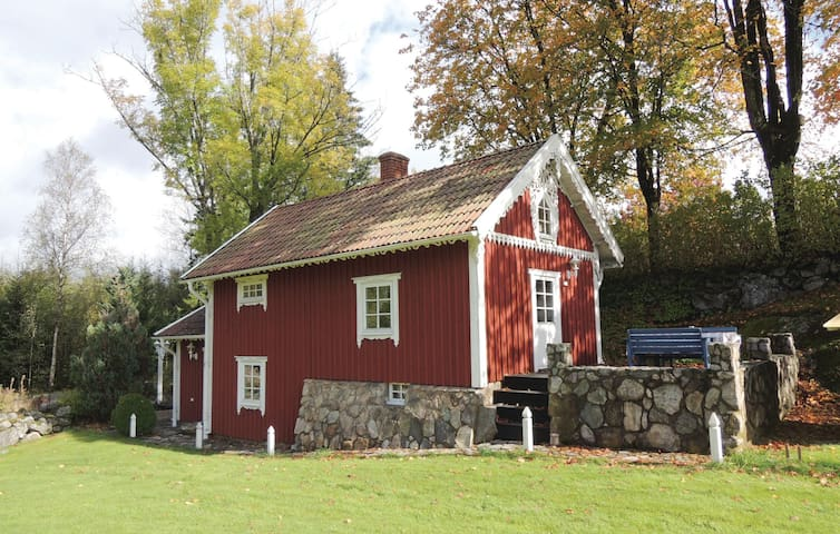 Holiday cottage with 1 bedroom on 60 m² in Rörvik