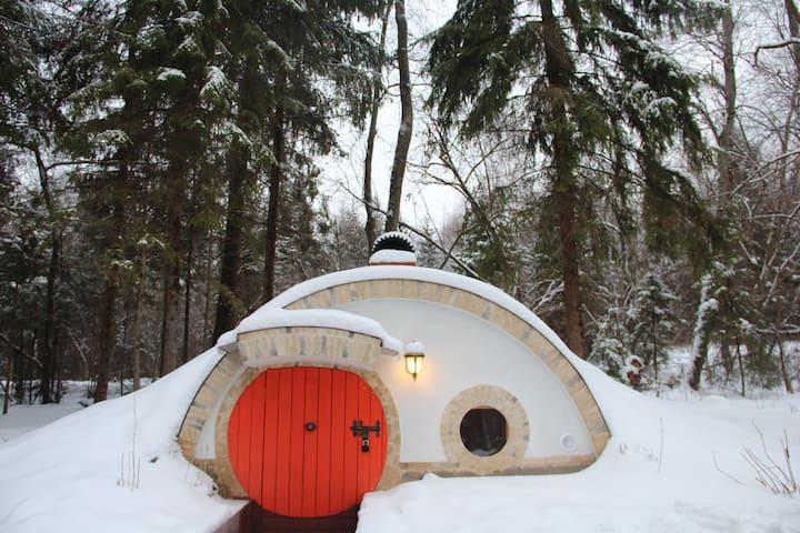 Ecohotel Hobbitland, House of Tsvetunia