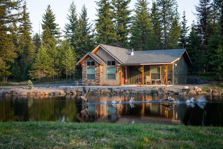 Beautiful Vacation Cottage