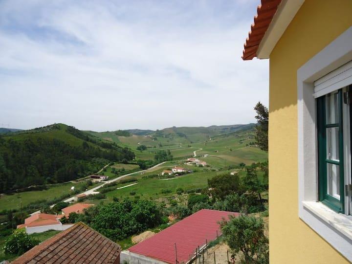 Mountain House upon Lisbon