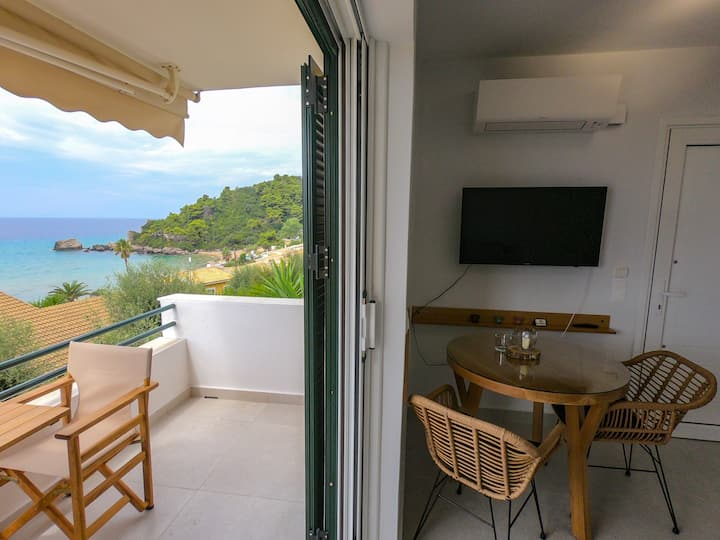 Glyfada Newly renovated panoramic view apartment
