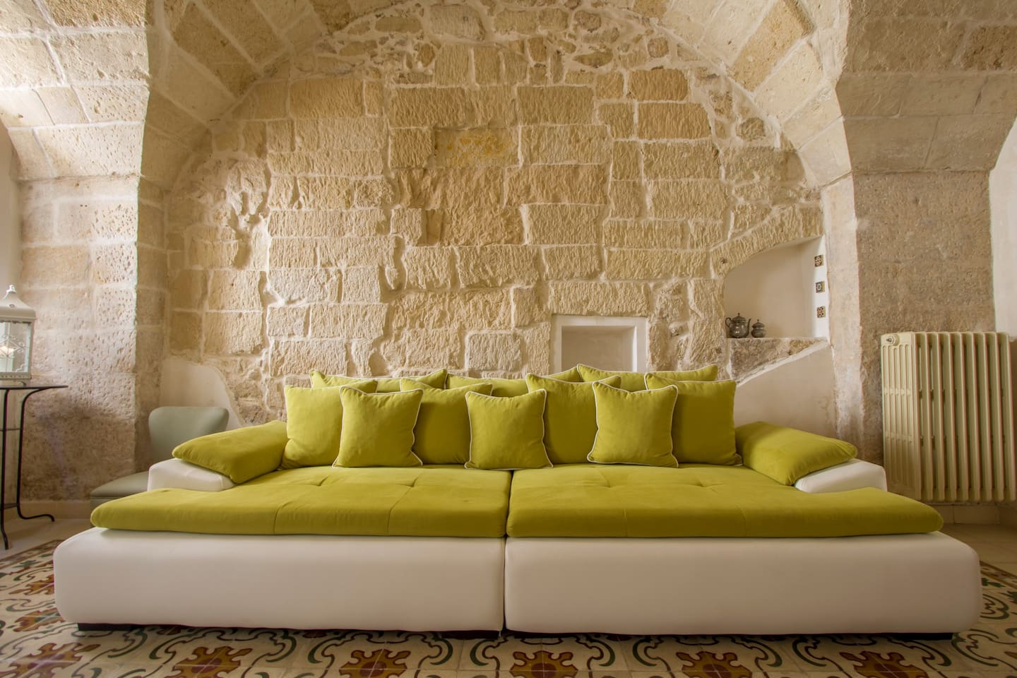 Luxury independent Suite in old town of Lecce - Houses for Rent in ...