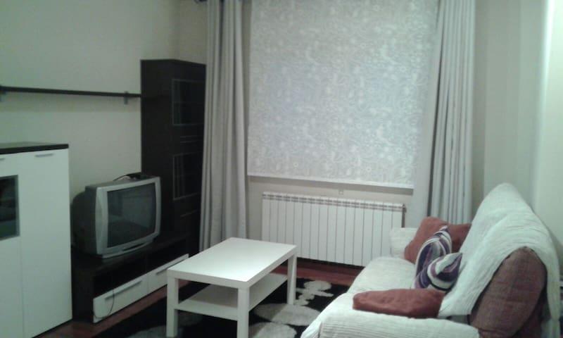 Apartamento a 8km de playas - Hazas de Cesto - Lejlighed