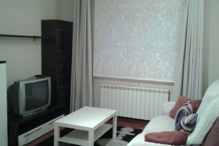 Apartamento a 8km de playas - Hazas de Cesto