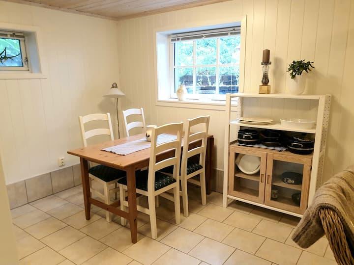 Koselig leilighet sentralt i Lørenskog