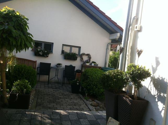 Feriendomizil in Ravensburg/Eschach - Ravensburg - Apartemen