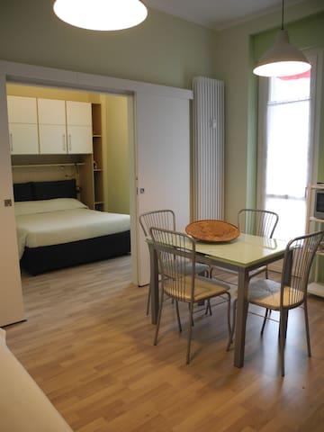 Comodo appartamento in centro - Cuneo - Appartement