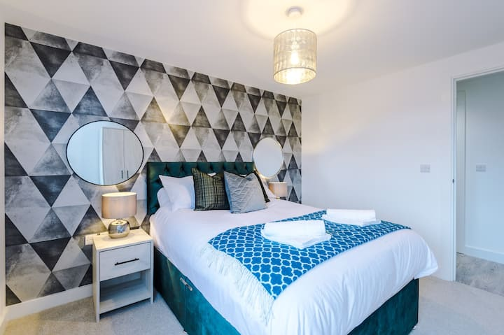 Brand new elegant & stylish Chester apartment