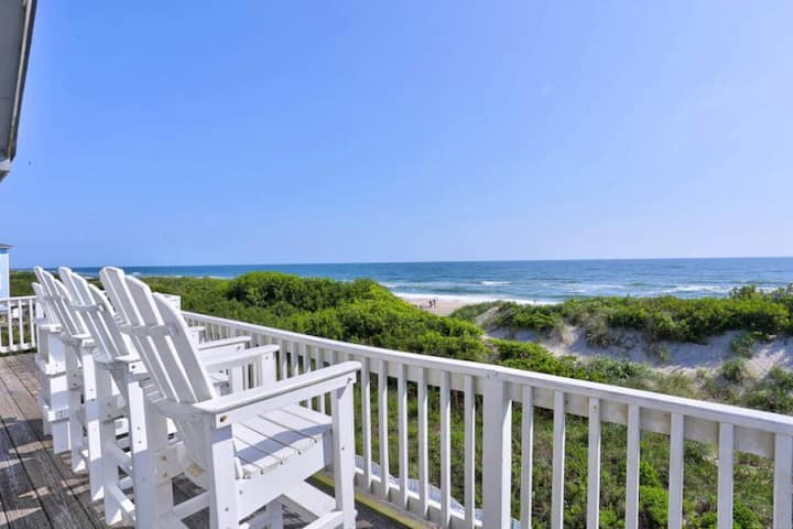 1692 Duneside * Oceanfront * Private Pool * Hot Tub * Close to Golf