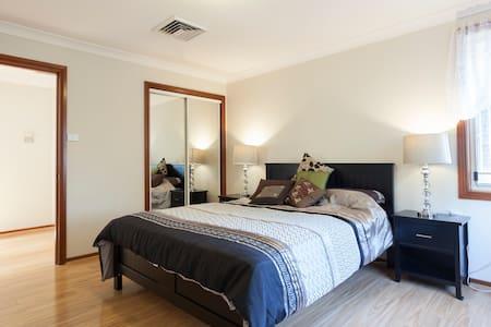 Master Room + Ensuite in Rhodes - Rhodes - Rumah