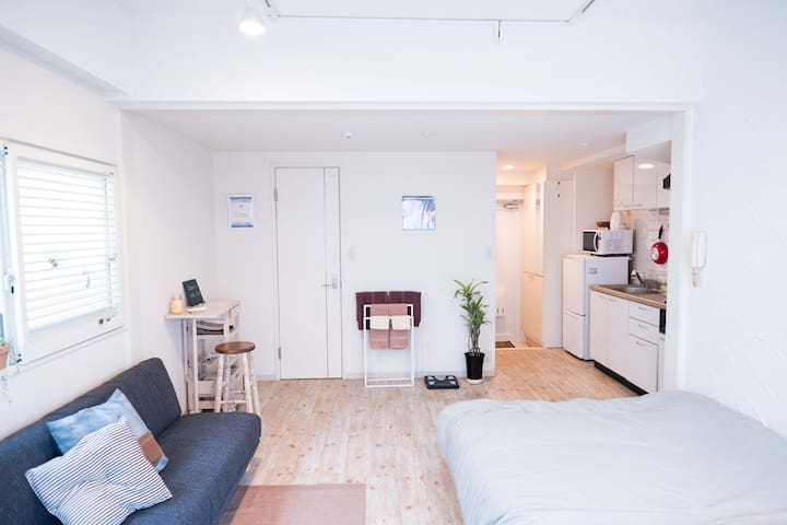 OPEN SALE: Renovated & Stylish, 3mins from Station - Setagaya-ku - Apartment