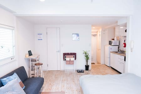 OPEN SALE: Renovated & Stylish, 3mins from Station - Setagaya-ku - Apartamento