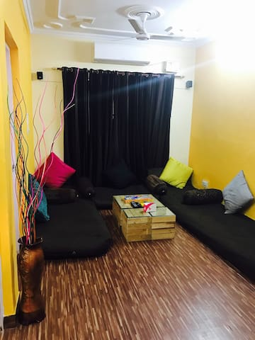 Cosy Entire House close to Airport - Delhi
