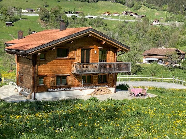 Sommerferien in den Bergen mit Private Wellness