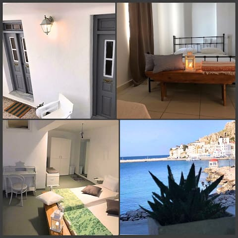 Greek traditional house by the sea! - Karpathos - Appartement