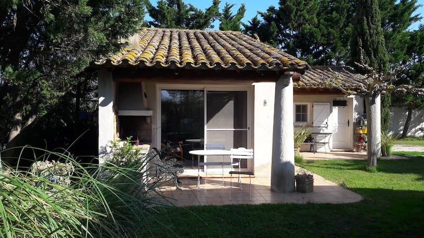 Le Mazet - Saintes-Maries-de-la-Mer - Hus