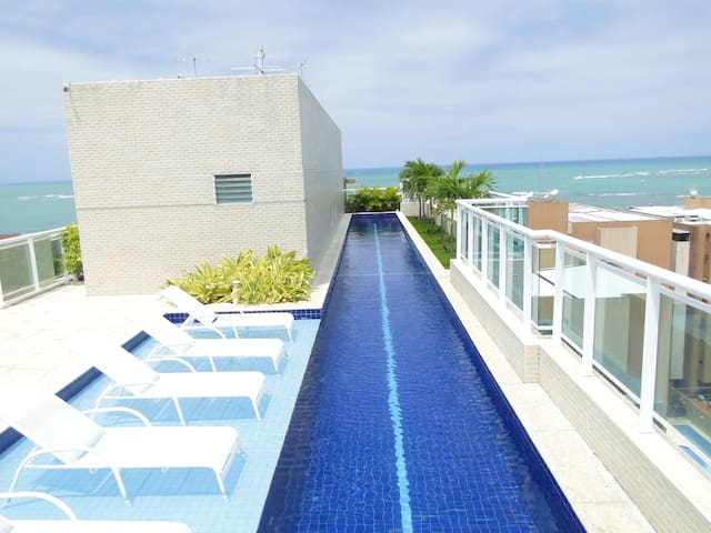 Amenit Home - JTR Torre Brasil - Maceió - Apartment