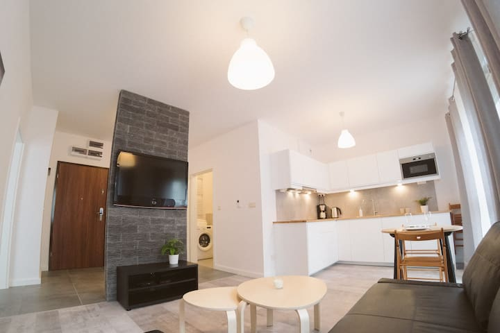 Apartament przy Bema od WroclawApartament-pl