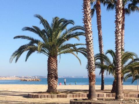 Apartamento en Chalet Piscina+Spa cerca Playa