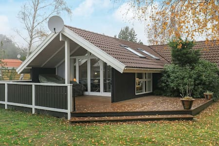 Modern Holiday Home in Rødby with Terrace