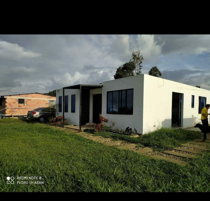 Alojamiento Finca Villa Muma /Vergara Cundinamarca