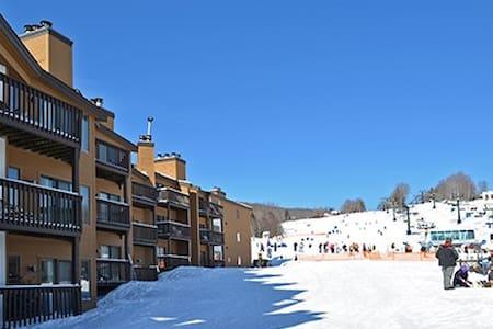Okemo Mountain Lodge A303 - wake up and ski!