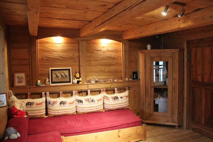 Chambres au calme en Basse-Tarentaise