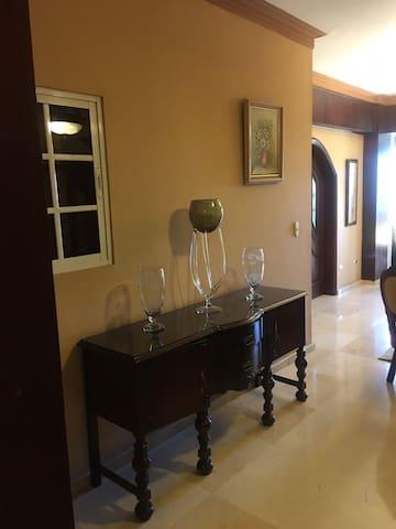 Apartamento completo La rosaleda - Santiago De Los Caballeros - Appartement