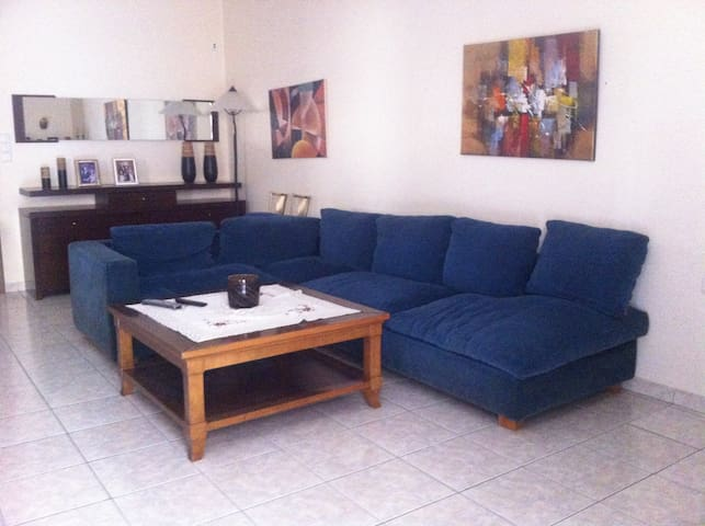 Nice appartment at the Park, 2 km from city center - Kesariani - Apartamento