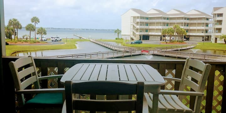 New!  Family Beach Condo with Gulf Access & Pool